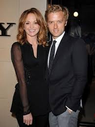 Jayma Mays and Adam Campbell Photos Photos: Burberry Body Launch ...