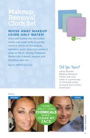 how to use norwex makeup remover cloths
