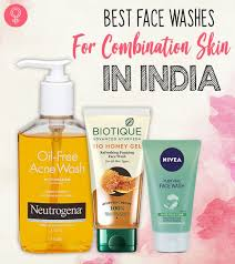 best face washes for bination skin