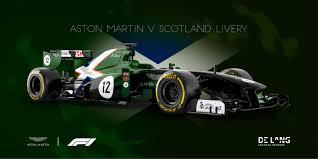 F1 Livery Concept #2 - Aston Martin F1 team on Behance