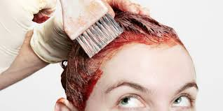 how to get hair dye off skin remove