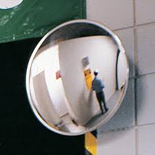 corner view safety security mirrors
