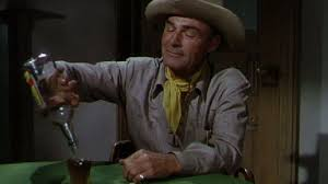 Image result for man in the saddle (1951)