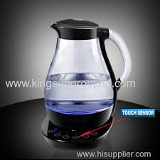 electric glass water kettle from china