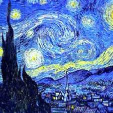 vincent van gogh starry night wallpaper