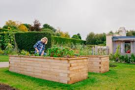 material for making a raised bed