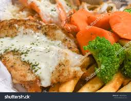 Seafood Platter French Fries Rice ...