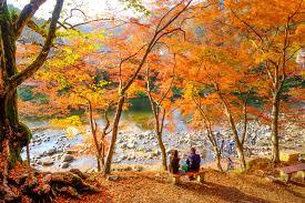 """6 """"thiên đường"""" ngắm mùa thu Đông Bắc Á - Báo Người lao động"""