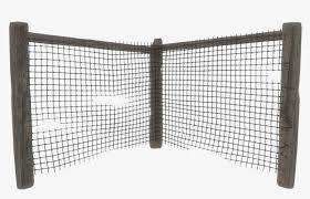 Fo4 Wire Fence Corner Barbed Wire Transparent Png 1275x753 Free Download On Nicepng