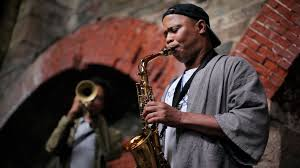 Steve Coleman And The Invention Of New Languages : NPR