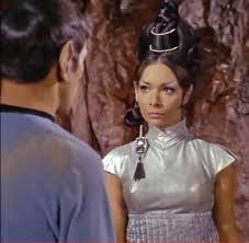 Star Trek actress Arlene Martel dies (VIDEO)   News   TV News ...