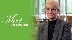 Meet the President - Suzanne Johnson - YouTube