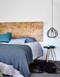 bedrooms with bedside pendant lights