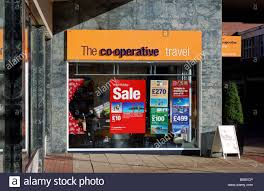the co operative travel solihull