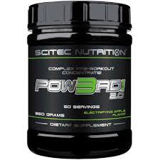 scitec pow3rd v2 0 350g powerprotein