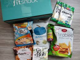 2018 June Fit Snack Box: Fit 4 Life - Run Out of the Box