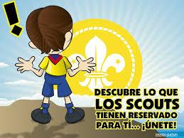 Ilustracion Para Invitacion Scout Actividades Para Ninos Scouts