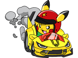 Pikachu In Race Car Decals By Ivolikegames Community Gran Turismo Sport