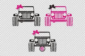 Jeep Svg Jeep Girl Svg Cricut Files Pre Designed Photoshop Graphics Creative Market