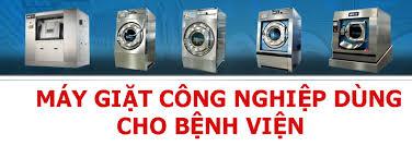Máy giặt công nghiệp nên dùng cho bệnh viện tốt nhất