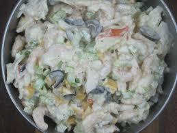 Simple Seafood Salad