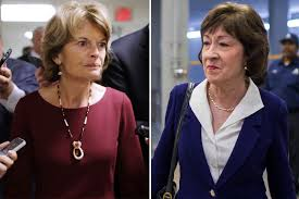 Murkowski, Collins push back calls for Biden, Bolton impeachment testimony