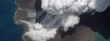 new cracks discovered at anak krakatau raise new landslide and