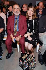 Pictured: Francis Ford Coppola and Sofia Coppola | From the Front ...