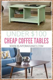 coffee tables the ultimate guide