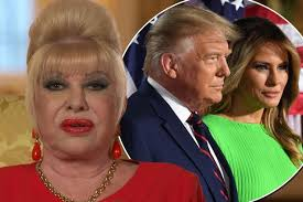 Donald Trump's ex Ivana Trump dishes on relationship with the President and  Melania - Mirror Online