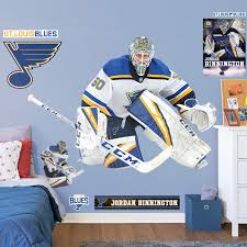 Louis Blues Nhl Wall Decal Sports Hockey Sticker Vinyl Decor Extra Large St