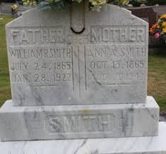 Ann Adeline Reed Smith (1865-1943) - Find A Grave Memorial