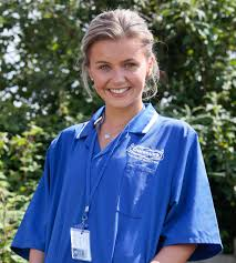 Miss England contestant and pro footballer hangs up her sash to join fight  against coronavirus as frontline care worker – The US Sun