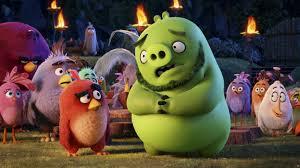 Rovio profits fly on back of 'The Angry Birds Movie'