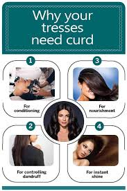 benefits of curd for hair femina in