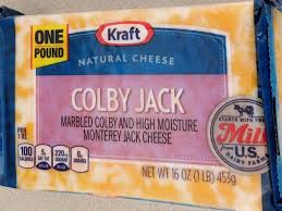 colby monterey jack nutrition facts