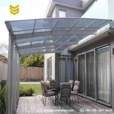 aluminum patio awning sunshield