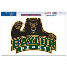 Baylor University Stickers Decals Bumper Stickers