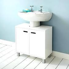bathroom sink units with storage ikea