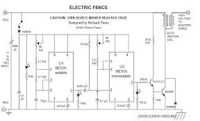 Electric Fence 20kv Pulses For Perimeter Defense Pocketmagic