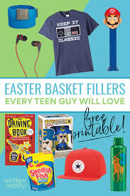 easter basket ideas boys will