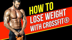 to lose weight with crossfit