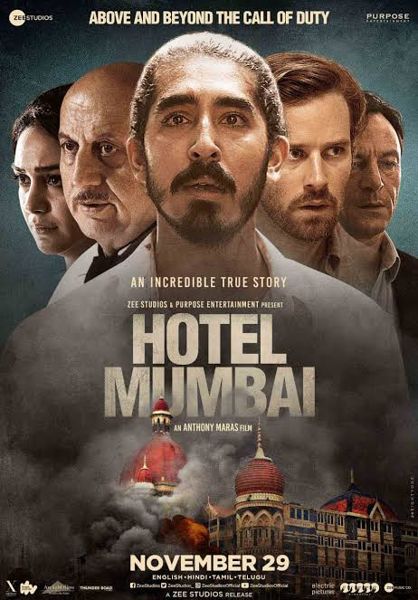 """Image result for hotel mumbai Poster"""""""