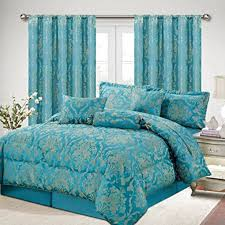 bedding sets matching curtains for