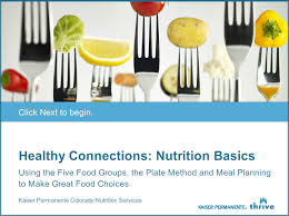 nutrition services elearning courses