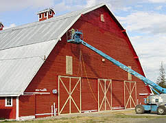 Barn Paint Colors Washington State Department Of Archaeology Historic Preservation Dahp