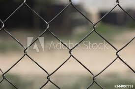 Blur Grey Steel Fence Background Beautiful Line With Iron Of Thorn Texture Metal Net No People And Nice Design Buy This Stock Photo And Explore Similar Images At Adobe Stock