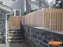 Wood Fences Gallery Nj Fence Installation