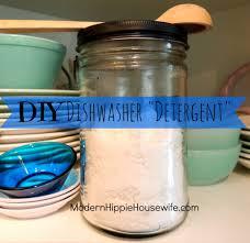 diy dishwasher detergent modern
