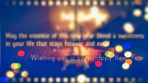 inspirational quotes for new year happy new year